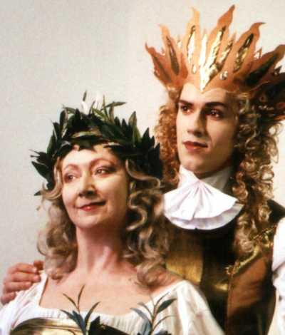 Jane Gingell koos Kaj Sylegårdiga
